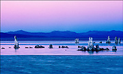 """Tufa in Mono Lake"", 30"" x 18"" inkjet photograph on canvas. $550"