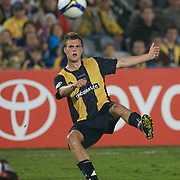 Shane Huke in action during the AFC Champions League group H match between Central Coast Mariners (Australia) and Kawasaki Frontale (Japan) at Gosford Stadium, Australia on April 08, 2009. Kawasaki won the game 5-0.  Photo Tim Clayton