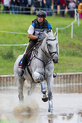 Martin Maivald, (CZE), Gomba - Eventing Cross Country test - Alltech FEI World Equestrian Games™ 2014 - Normandy, France.<br /> © Hippo Foto Team - Leanjo de Koster<br /> 31/08/14