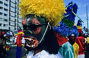 The Carnaval, that many think is the best in Brazil, is still a street mass event involving almost the entire population.