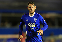 Jonathan Grounds of Birmingham City - Mandatory by-line: Paul Roberts/JMP - 08/08/2017 - FOOTBALL - St Andrew's Stadium - Birmingham, England - Birmingham City v Crawley Town - Carabao Cup