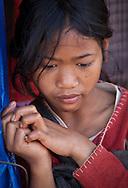 Young Vietnamese girl