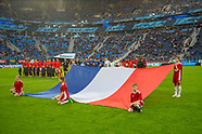 Russia / France friendly