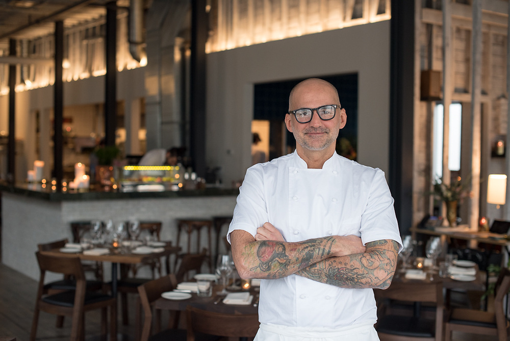 Chef Daniel del Prado opens new Minneapolis restaurant, Martina. Taking over the Upton 43 space in Linden Hills, Martina will offer Argentinian and Italian inspired fine dinning.