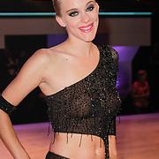 NLD/Hilversum/20120916 - 4de live uitzending AVRO Strictly Come Dancing 2012, Stacey Rookhuizen