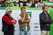 Anna Kasprzak - Donnperignon, Hanni Toosbuy Kasprzak - Andreas Helgstrand<br /> Alltech FEI World Equestrian Games™ 2014 - Normandy, France.<br /> © DigiShots