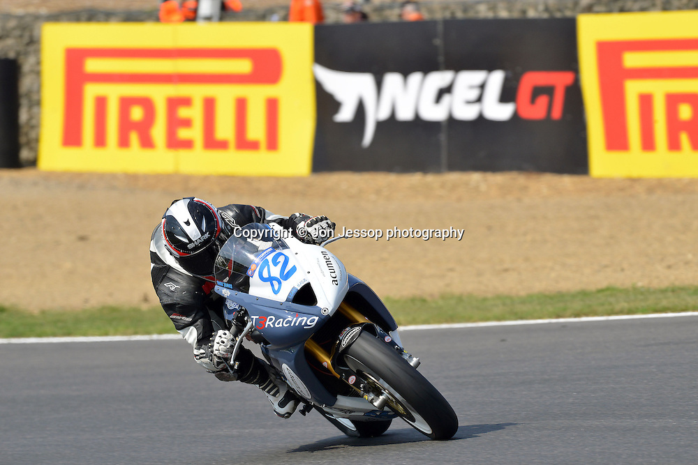 #82 Luke Jones Acumen Industrial Services British Supersport