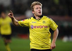 FUSSBALL   1. BUNDESLIGA   SAISON 2010/2010   11. SPIELTAG Hannover 96 - Borussia Dortmund    07.11.2010 Jakub  Blaszczykowski (genannt KUBA, Borussia Dortmund) jubelt nach seinem Tor zum 0:4
