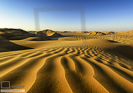Duene, Wueste, Rub al-Chali, Oman