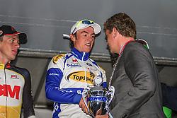 1: Yves Lampaert (BEL) of Topsport Vlaanderen - Baloise, Arnhem Veenendaal Classic , UCI 1.1, Veenendaal, The Netherlands, 22 August 2014, Photo by Thomas van Bracht