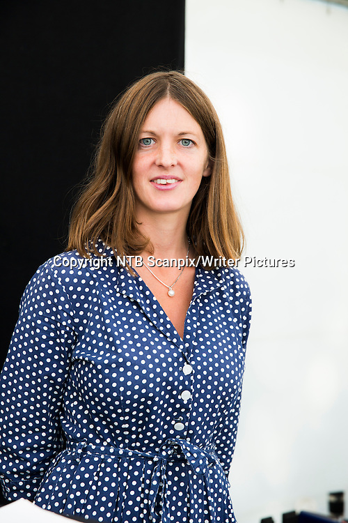 OSLO  20140913.<br /> Journalist og forfatter Maria Berg Reinertsen  p&Acirc; Oslo Bokfestival 2014.<br /> Foto: Berit Roald / NTB scanpix<br /> <br /> NTB Scanpix/Writer Pictures<br /> <br /> WORLD RIGHTS, DIRECT SALES ONLY, NO AGENCY