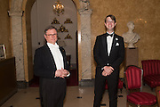 PROF NEIL KENT;  PRINCE ROSTISLAV ROMANOV, The 20th Russian Summer Ball, Lancaster House, Proceeds from the event will benefit The Romanov Fund for RussiaLondon. 20 June 2015