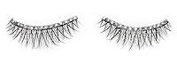 shu uemura fake eyelashes with rhinestones
