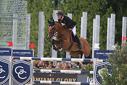 Brash Scott, GBR, Ursula XII<br /> Global Champions League- Paris Eiffel 2017<br /> © Hippo Foto - Dirk Caremans<br /> 01/07/17