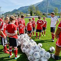 FC Bayern München Kids Club 2014, Roberto Vuilleumier