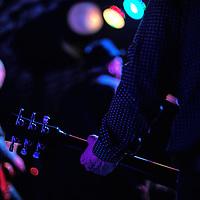 Guitarist in rock band