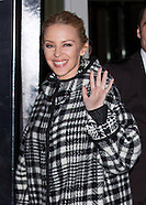 Exclusive! Kylie Minogue Wraps Up