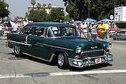Classic car from the Route 66 annual San Bernardino car show.