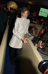 JEMIMA KHAN at the British Red Cross London Ball held at The Room by The River, 99 Upper Ground, London SE1 on 16th November 2006.<br />