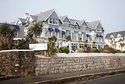 The Royal Duchy hotel at Falmouth, Cornwall, England, UK