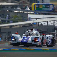 #10, Dragonspeed, BR Engineering BR1 - Gibson, LMP1 driven by: Henrik Hedman, Ben Hanley, Renger Van Der Zande, 24 Heures Du Mans  2018, , 13/06/2018,