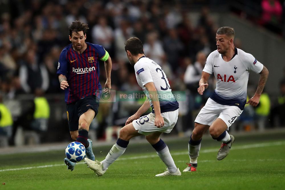 صور مباراة : توتنهام - برشلونة 2-4 ( 03-10-2018 )  38929742