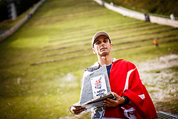 Winner of Red Bull 400 Ahmed Arslan of Turkey during Red Bull 400 Planica, on 17th of September, 2016, in Nordic center Planica, Slovenia. Photo by Grega Valancic / Sportida