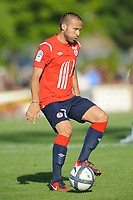 FOOTBALL - FRIENDLY GAMES 2010/2011 - LILLE OSC v SCO ANGERS - 21/07/2010 - PHOTO PASCAL ALLEE / DPPI - YOHAN CABAYE  (LILLE)
