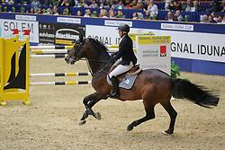 Kayser, Julia, Sterrehof´s Cayetano Z<br /> Dortmund - CSI/CDI<br /> Grosser Preis<br /> © www.sportfotos-lafrentz.de/Stefan Lafrentz