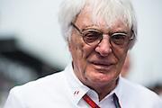 September 4, 2016: Bernie Ecclestone , Italian Grand Prix at Monza