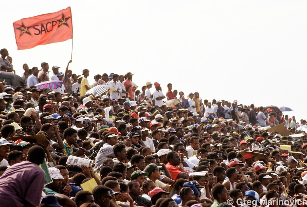 Tokoza Township 'The Dead Zone' 1990  1995