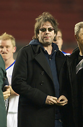 LIVERPOOL, ENGLAND - Thursday, May 14, 2009: Ian McCulloch during the Hillsborough Memorial Charity Game at Anfield. (Photo by David Rawcliffe/Propaganda)