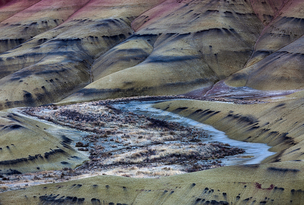 Painted Hills, John Day National Monument