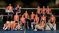 20140328 NED: Nederlands Jong mannen volleybalteam, Arnhem