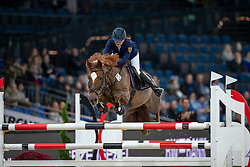Ott Anika, GER, Kira-Bell<br /> Stuttgart - German Masters 2018<br /> © Hippo Foto - Stefan Lafrentz