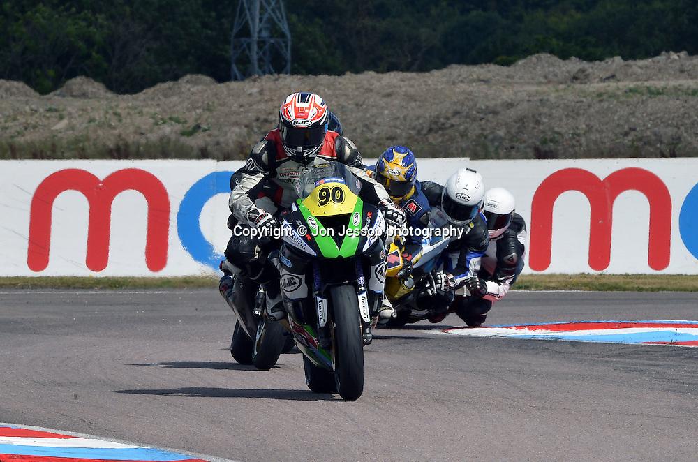 #90 Sam Coventry Road and Racing Performance Kawasaki British Supersport