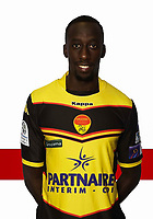 Oumar Camara during Photoshooting of Orleans for new season 2017/2018 on September 27, 2017 in Reims, France.<br /> Photo : Icon Sport