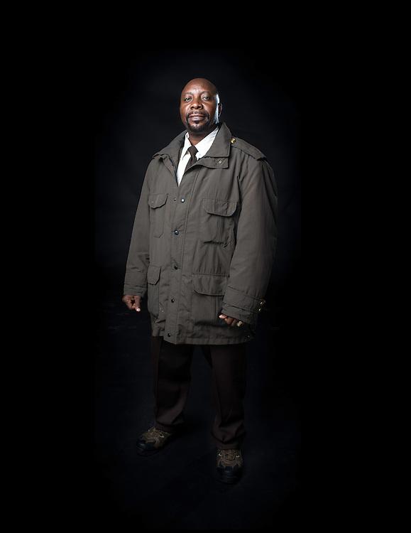 Benson Egbon, SFMTA/Muni's Potrero Division, 22 Years Safe Driver | 2013 Safe Driver Awardee | October 23, 2013