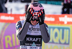 17.03.2019, Vikersundbakken, Vikersund, NOR, FIS Weltcup Skisprung, Raw Air, Vikersund, Einzelbewerb, Herren, im Bild Stefan Kraft (AUT) // Stefan Kraft of Austria during the individual competition of the 4th Stage of the Raw Air Series of FIS Ski Jumping World Cup at the Vikersundbakken in Vikersund, Norway on 2019/03/17. EXPA Pictures © 2019, PhotoCredit: EXPA/ JFK