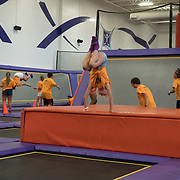Cardinal Health RBC 2017 Camp Cardinal Explorers - Altitude Trampoline Park. Photo by Alabastro Photography.