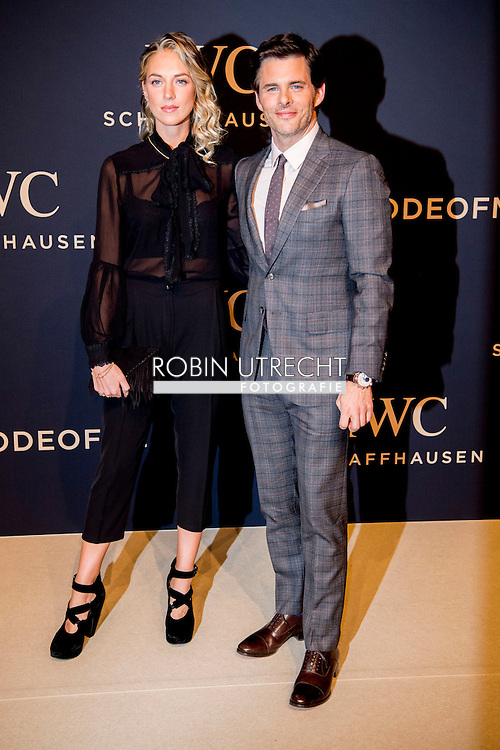 17-1-217 -GENEVE GENEVA SWITSERLAND SWISS ZWITSERLAND -  JAMES MARSDEN SIHH 2017  IWC gala event «Decoding the Beauty of Time» COPYRIGHT ROBIN UTRECHT