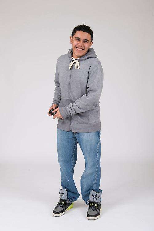 Cedric Ortiz