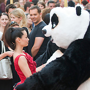 Picture By: Marco Secchi / Retna Pictures.-.Kung Fu Panda - UK film premiere - aftershow update.Vue Leicester Square, London,.Stars and guests attend premiere of animated comedy about a lazy panda who is forced to become a leader when his way of life is threatened..-.26th June 2008.Job:46516.Ref: MSI.-.Non-Exclusive *World Rights Only*.*Unbylined uses will incur an additional discretionary fee!*