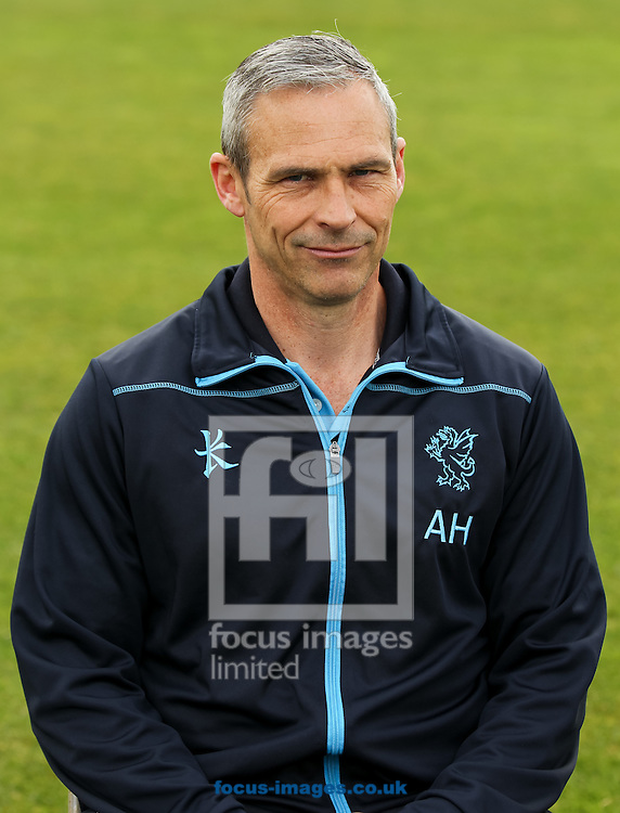 Somerset's director of high performance cricket Andy Hurry  pictured during the Somerset County Cricket Club media day at the County Ground, Taunton, Taunton<br /> Picture by Tom Smith/Focus Images Ltd 07545141164<br /> 31/03/2014