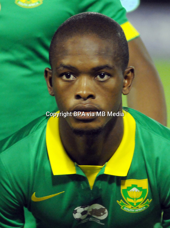 Fifa Men&acute;s Tournament - Olympic Games Rio 2016 - <br /> South Africa National Team - <br /> Phumlani Ntshangase