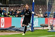 Napoli v Real Madrid - UEFA Champions League