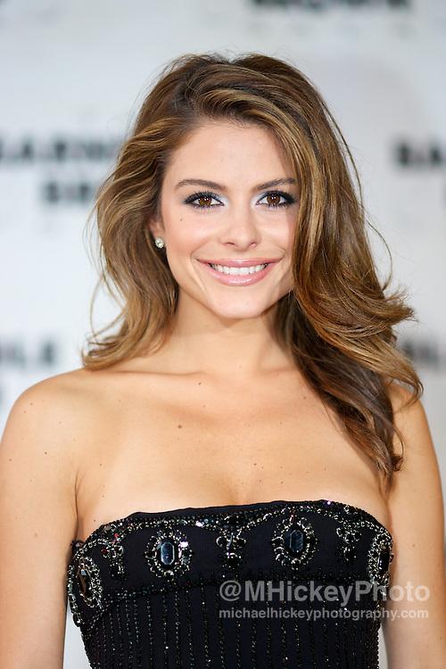 Maria Menounos seen at the 2010 Barnstable Brown Gala in Louisville, Kentucky.