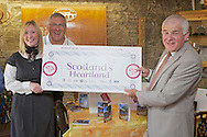 Visit Scotland Launch of Scotland's Heartland campaign at Linlithgow Canal Centre & Museum, Thursday 8th July, 2010