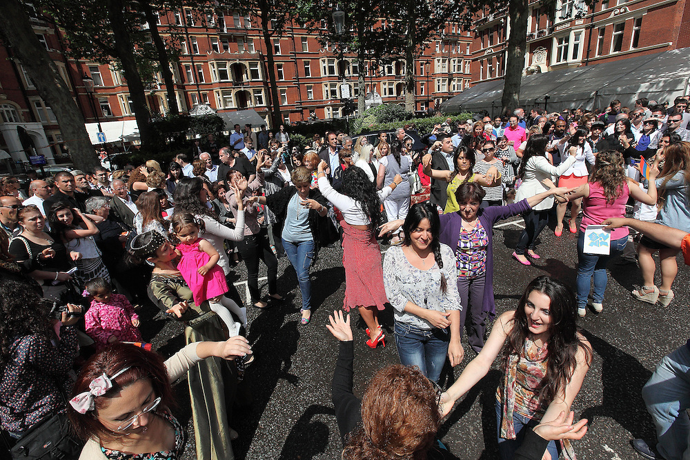 2nd Armenian Street Festival in London