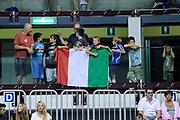 DESCRIZIONE : Trieste Nazionale Italia Uomini Torneo Internazionale Città di Trieste 2015 Italia Georgia Italy Georgia<br /> GIOCATORE : tifosi<br /> CATEGORIA : tifosi<br /> SQUADRA : Italia Italy<br /> EVENTO : Torneo Internazionale Città di Trieste 2015<br /> GARA : Italia Georgia Italy Georgia<br /> DATA : 28/08/2015<br /> SPORT : Pallacanestro<br /> AUTORE : Agenzia Ciamillo-Castoria/Max.Ceretti<br /> Galleria : FIP Nazionali 2015<br /> Fotonotizia : Trieste Nazionale Italia Uomini Torneo Internazionale Città di Trieste 2015 Italia Georgia Italy Georgia